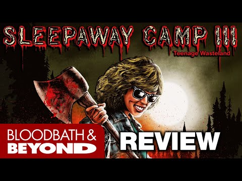 Sleepaway Camp III: Teenage Wasteland (1989) - Movie Review