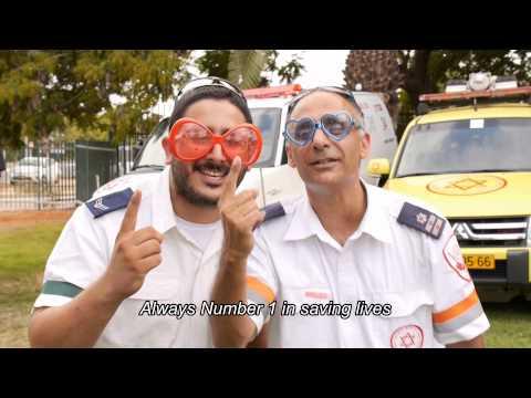MDA video clip including a greeting by Israeli Prime Minister Mr. Benjamin Netanyahu
