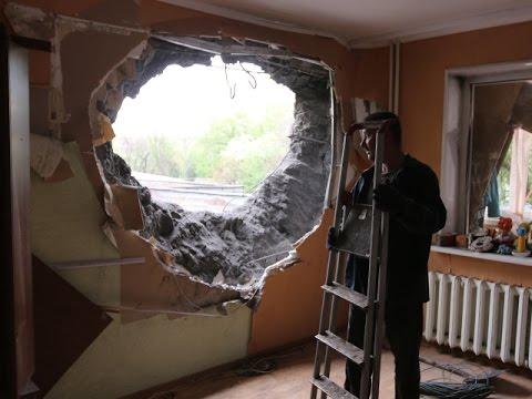 Донецк: проклятые кварталы под огнем
