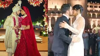 Finally Priyanka Chopra & Nick Jonas Official Hindu & Christian WEDDING Ceremony