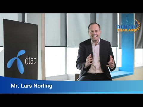 Mr. Lars Norling  Chief Executive Officer