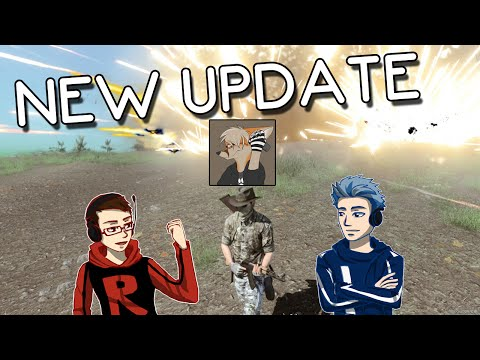 H1Z1: THE AK BOYS - New Huge Update! (BR with Rage and Gubiak!)
