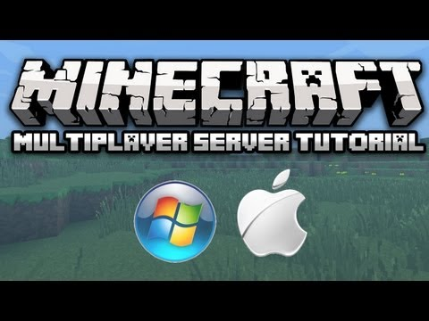 How to Make a Minecraft 1.10 Server Easily (Windows/Mac) (No Hamachi) (Working)