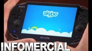 Fatal1ty's PlayStation Vita Skype Infomercial