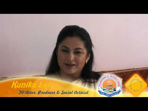 Kunika Lal, A Popular Film And Tv Actress In India, Shares Her Thoughts On Road Safety. video