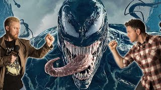 Venom Movie Discussion with Johnny Millenium! - Electric Playground