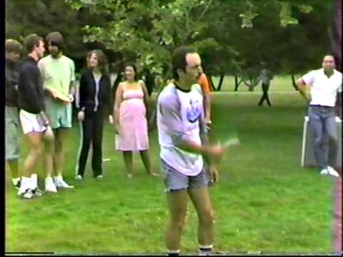 June 1983 Huntington Beach Disc Golf Open / Distance Competition