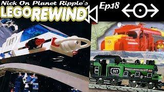 Lego Rewind Ep.18- Trains