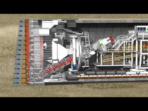 La Fresa più grande del mondo: The Tunnel Boring Machine
