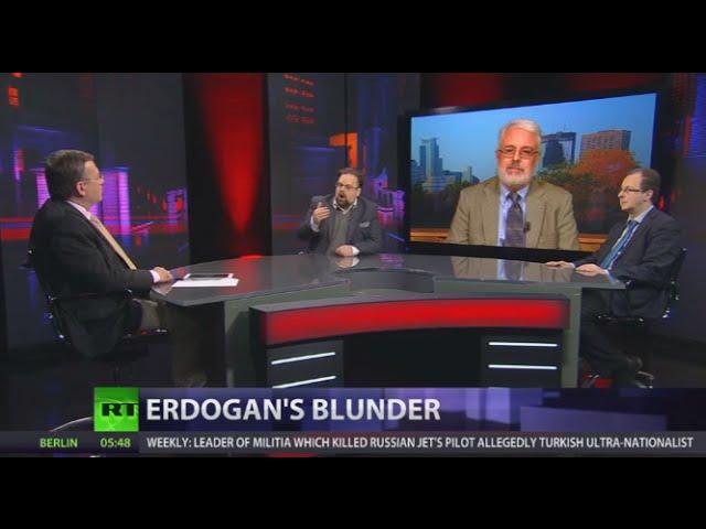 CrossTalk: Erdogan's blunder