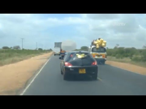 Why Kenyan Drivers needs re-testing