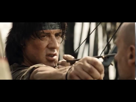 Gáti Oszkár - Rambo vers