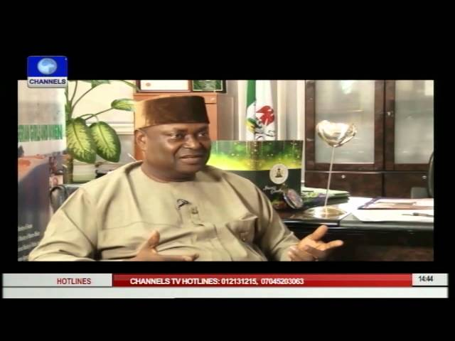 Question Time Takes On FERMA DG On State Of Roads pt 2