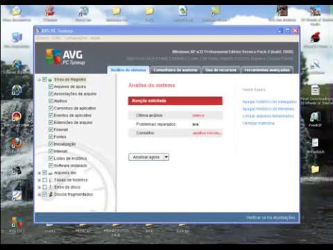 Como Crackear AVG PC Tuneup