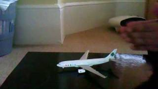 Gemini Jets Middle East Airlines A330-200 Unboxing