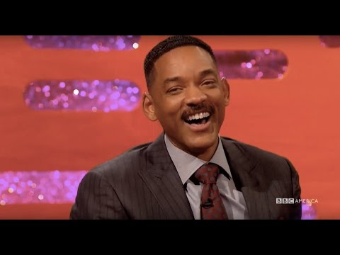 Will Smith Loves A Good Prank - The Graham Norton Show