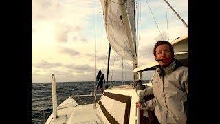 Reality sailing. Turning back after sailing 700 miles. | Sailing Zingaro Ep-12