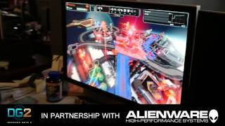 Alienware Map Contest Judging at Hidden Path Entertainment