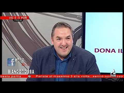 Tva_vicenza_diretta_biancorossa_09022019 Youtube