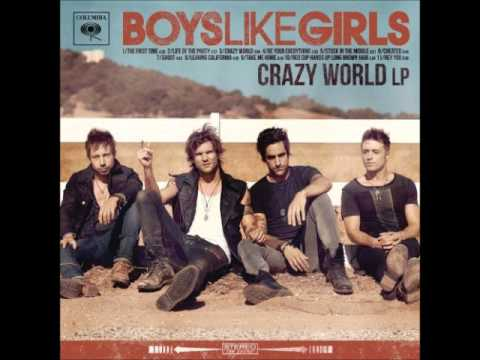 Boys Like Girls – The First Time