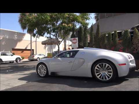 Saudi Arabian Bugatti Veyron Grand Sport in Beverly Hills!