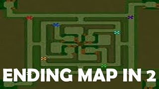 WARCRAFT 3  Green Circle TD VERSION 9.9 - END THE MAP IN 2 PLAYERS