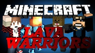 Minecraft Lava Warriors Minigame w/ BajanCanadian, MinecraftUniverse and SSundee