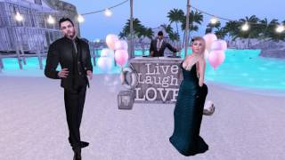 Rolo & Any Second Life Wedding   - 4.30.16