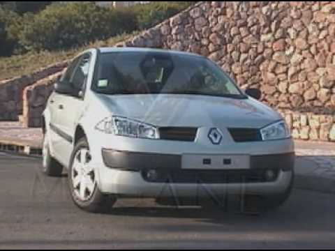 2003 Renault Megane Ii Sport Hatch. Renault Megane II Test Drive