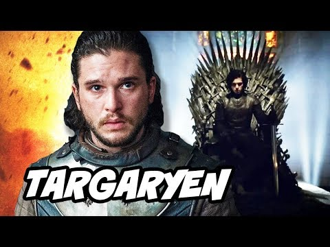 Game Of Thrones Targaryen Dragon History Scene And Season 8