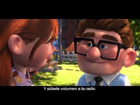 Nickelback - Lullaby (carl & Ellie-up)  ( Sub Esp ) video