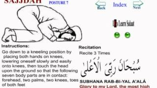 How To Pray Namaz Salat - Easy For Children & Adults Islam Muslim