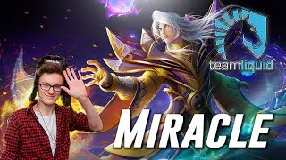 Miracle Invoker Maestro - Dota 2 TOP MMR PLAYS
