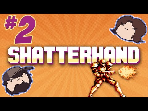 Shatterhand: Poison Expert - PART 2 - Game Grumps