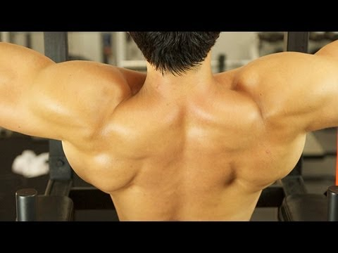 My Home Back Workout - Mike Chang