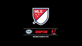 MLS 20th Season | coming to FOX Sports 1, ESPN2, and UniMás