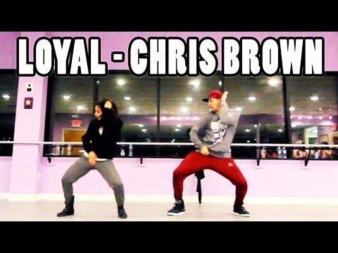 LOYAL - @ChrisBrown Dance Video   Choreography by @MattSteffanina & Dana Alexa