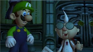 Luigi's Mansion - 100% Walkthrough - Parte 01 di 14