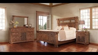 Imperial Bedroom Collections (366/367) by International Furniture Direct