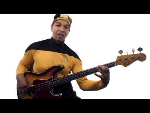 Atomic Bass - #2 - Bass Guitar Lesson - Kai Eckhardt video