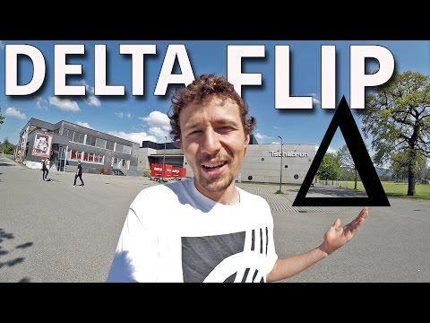 Delta Flip (Invented 2017) - Jonny Giger