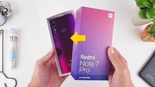 REDMI NOTE 7 PRO Indonesia... Kamera 48 MP!! 🔥 Test PUBG