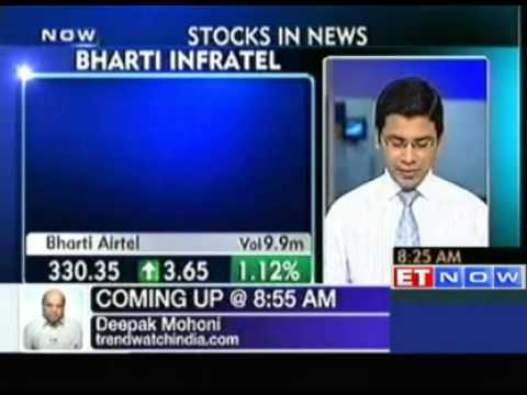 Stocks in news- Lanco Infra, DLF, Bharti Infratel