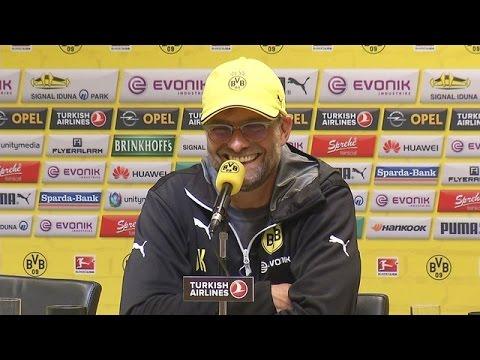 Pressekonferenz: Jürgen Klopp nach seinem letzten Heimspiel | BVB total!
