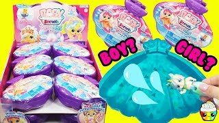 Baby Secrets NEW Merbabies Series 2 Gender Reveal Color Changers BOY or GIRL?
