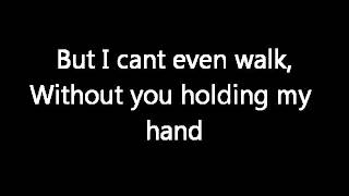 The Gaithers - I cant even walk without you holding my hand.