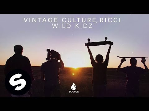 Vintage Culture, Ricci Wild Kidz music videos 2016