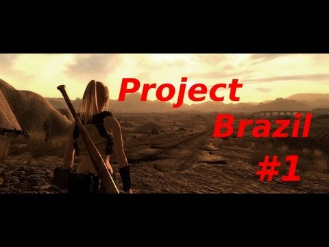 Fallout New Vegas Mods - Project Brazil - Part 1
