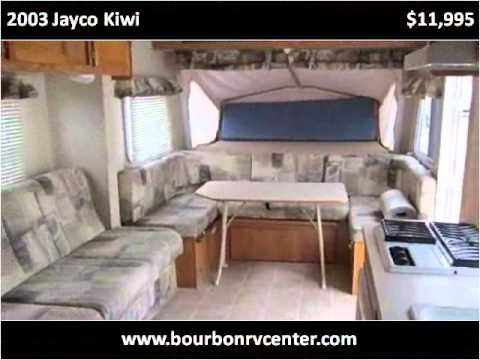 2003 Jayco Kiwi Used Cars Bourbon MO