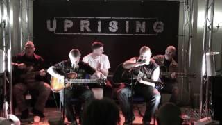 Resin (acoustic performance) Uprising, De Montford Hall, 04/06/2016